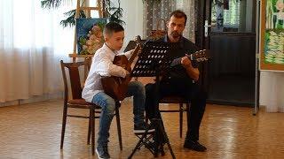 Koncert žiakov JARNÝ SEN v ZUŠ Brezová p. Br. 19.4.2018