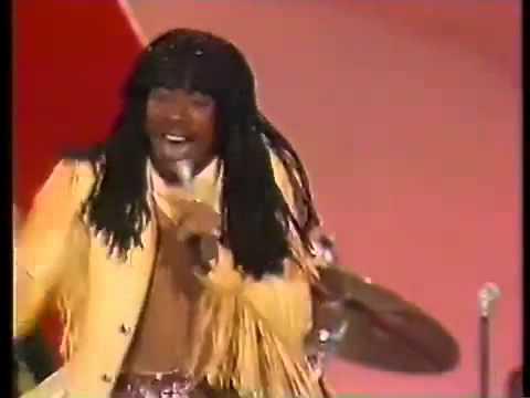 Rick James Super Freak 1982   YouTube