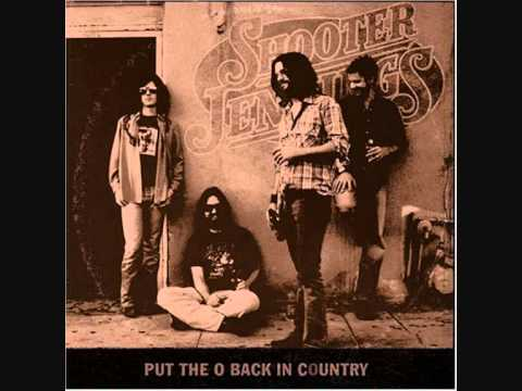 Shooter Jennings - Solid Country Gold
