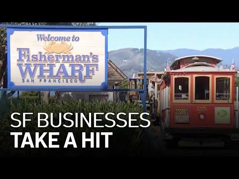 Coronavirus Outbreak Takes Toll On San Francisco Businesses