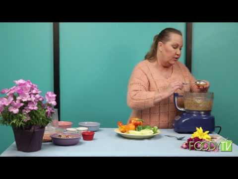 Tina's Ageless Kitchen - S3 Ep 6 - Raw Foodism