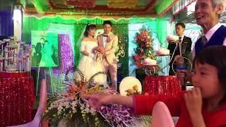MC đám cưới hài hước mới nhất năm 2018 (MC Trần Hưng) - Phần 4