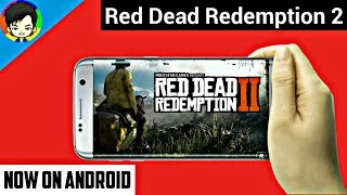Red dead redemption application mobile