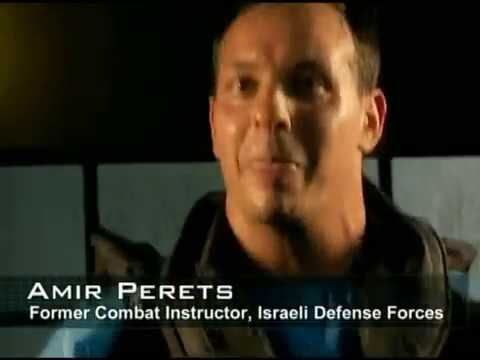 Krav Maga Expert Amir Perets As Seen On Dr. Phil, National Geographic & Inside MMA