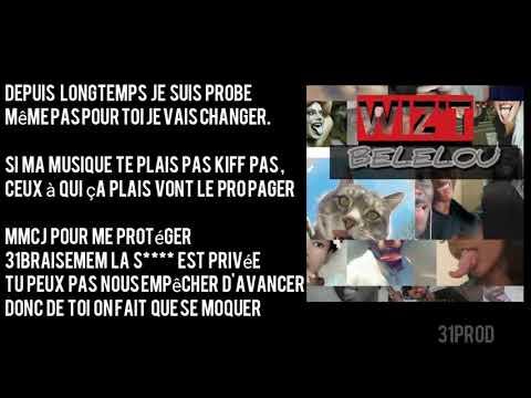 WizT - Belelou ( Clip Audio Officiel...)