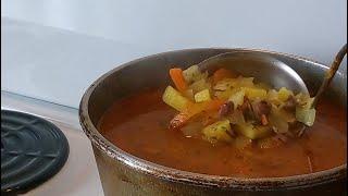 Щи фасолевые пряные. Рецепты разнообразных супов. Кулинария Литература Жизнь
