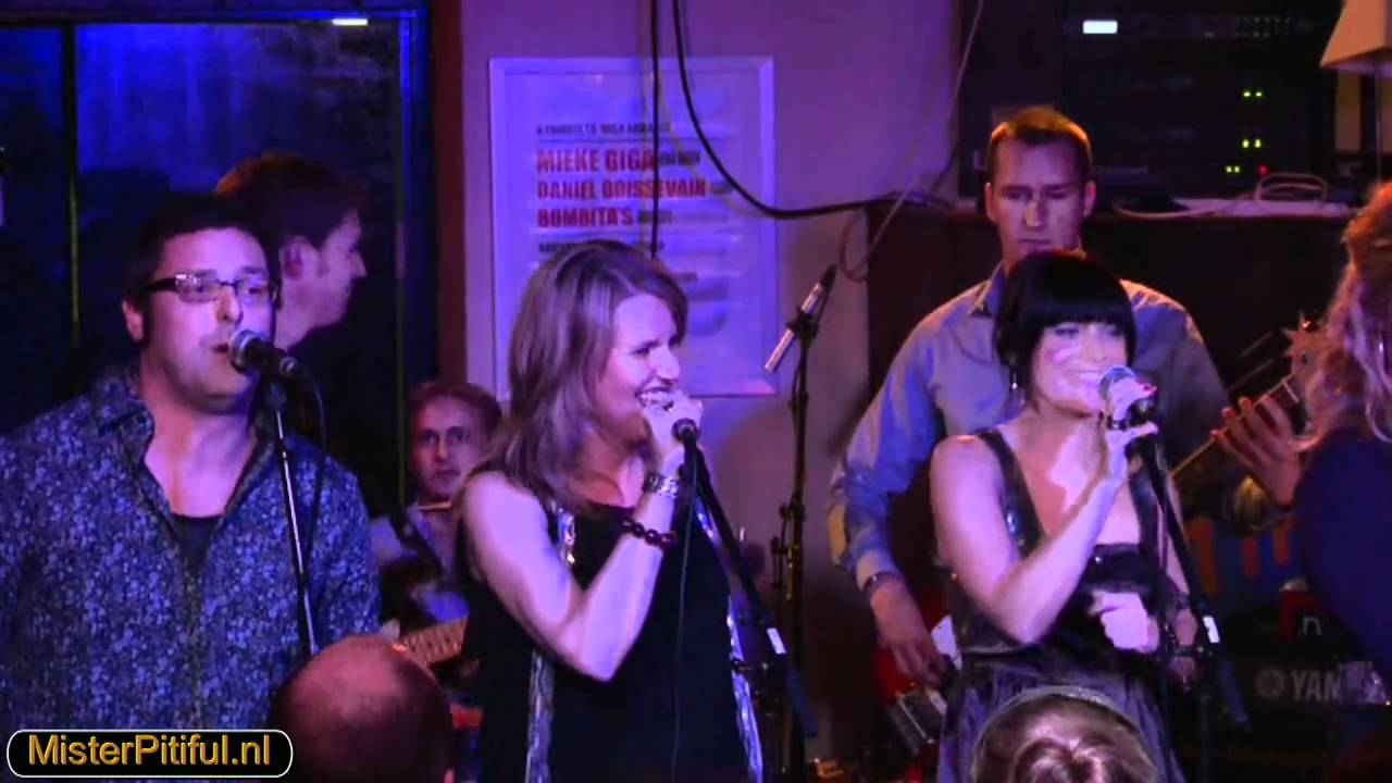Mister Pitiful compilatie the livingroom Zwolle  YouTube