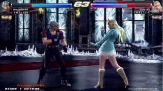 Tekken Tag Tournament 2 (Xbox 360) Arcade as Lee