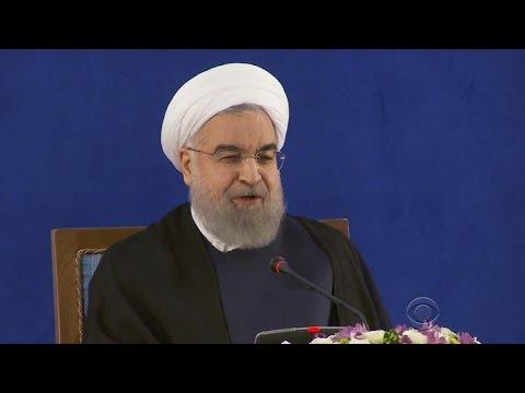 Iran reacts to Trump
