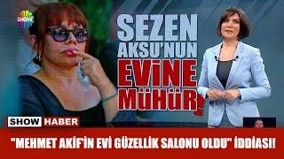 """""""Mehmet Akif'in evi güzellik salonu oldu"""" iddiası!"""