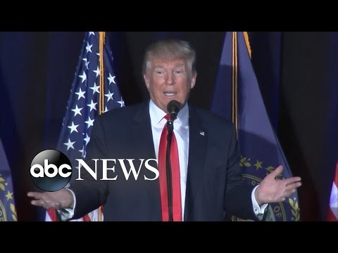 Trump Suggests Clinton Received FBI 'Immunity' Over Emails