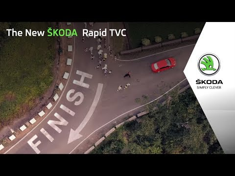 The New SKODA Rapid TVC