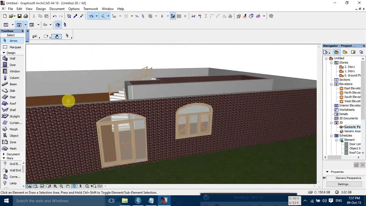 Archicad 15 tutorial pdf bahasa indonesia | my first jugem.