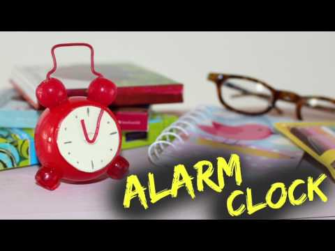 DIY American Girl Doll Clock