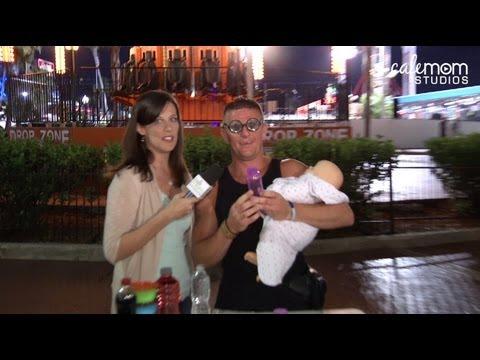 Surviving A 3 AM Feeding! - Mom Vs Man - Season 2 Episode 8