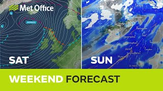 Weekend weather - Storm Dennis arrives making flooding likely 13/02/20