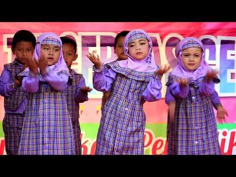 Tarian Anak TK - Guruku Tersayang  - Pentas Seni TK Cerdas Ceria Bekasi Timur 12 Mei 2018