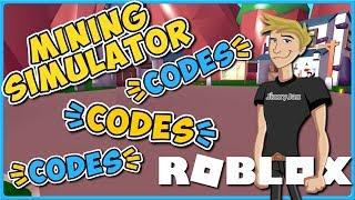 Roblox | Mining Simulator Codes! (60+ Codes!!) | JixxyJax