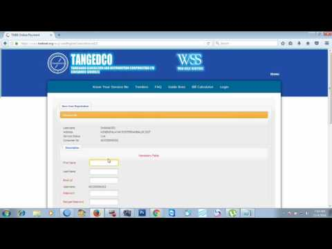 How To Create TNEB Online Account