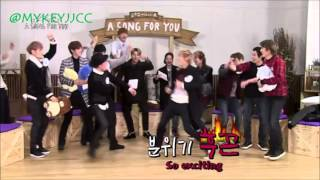 (제이제이씨씨) #JJCC & Cross Gene Dancing to EXID