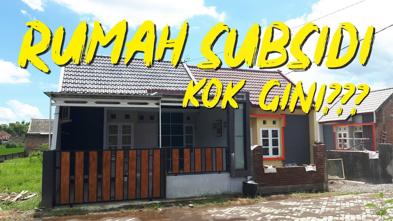 Image Result For Rumah Subsidi Type