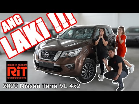 2020 Nissan Terra VL 4x2 Review : SUV Philippines