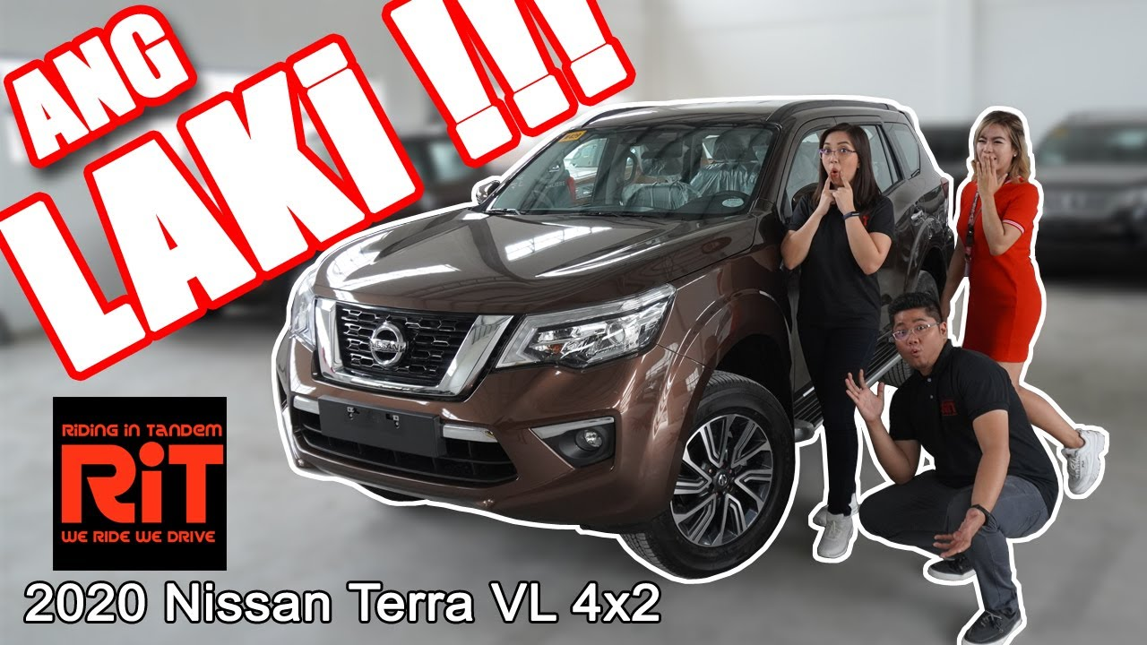 2020 Nissan Terra Vl 4x2 Review Suv Philippines Youtube
