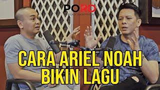 Cara Ariel Noah Bikin Lagu