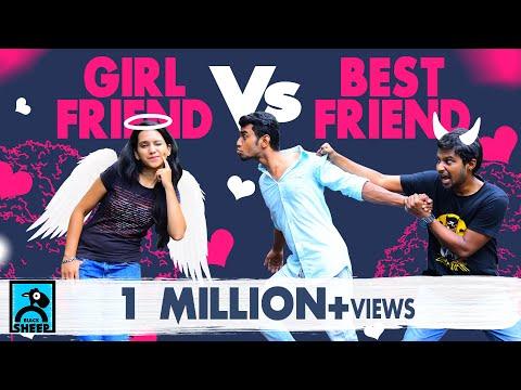 Best Friend vs Girl Friend  ADHU IDHU WITH AYAZ #1  Black Sheep