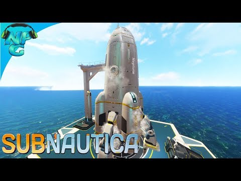 Subnautica - The Quest for the Cure, Sea Emperor Babies and Escaping the Planet! E23 Finale