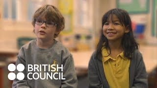 Why these multilingual school kids want to learn more languages
