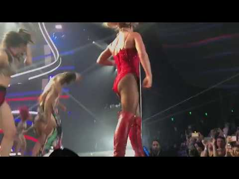 Thumbnail: Britney Spears Rushed to Safety After Man Storms Las Vegas Stage
