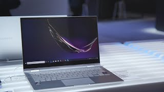 """The """"World's First QLED Display in a Notebook"""" from Samsung"""