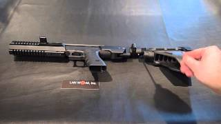LAN World Presents the HERA Arms Triarii Pistol Conversion Stock Options