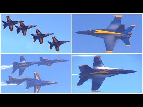 Blue Angels 2017 Huntington Beach Air Show