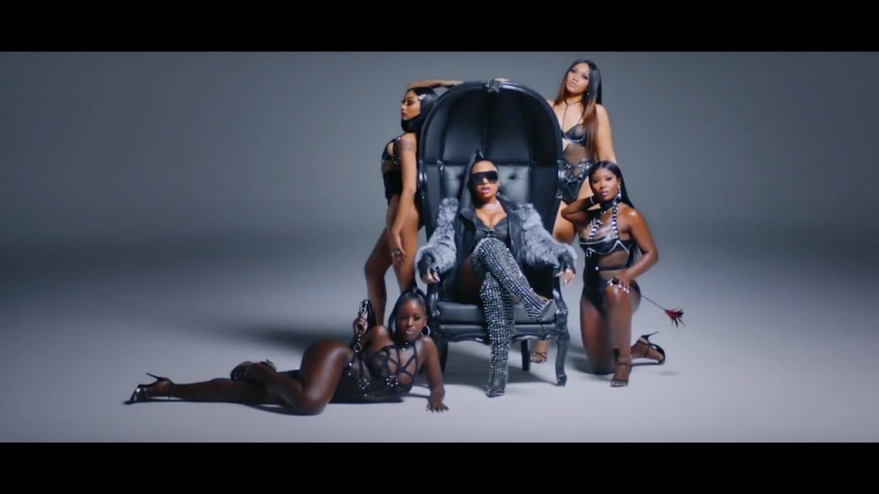 Download Megan Thee Stallion - B.I.T.C.H. [Official Video]