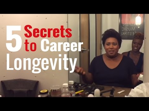 Vocalist Sharlotte Gibson Shares Her 5 Secrets to Career Longevity