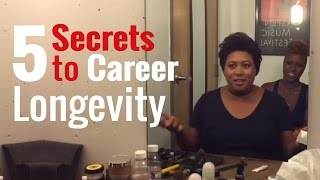 Download Vocalist Sharlotte Gibson Shares Her 5 Secrets to Career Longevity- Pt1 (Issue 13) MP3 song and Music Video