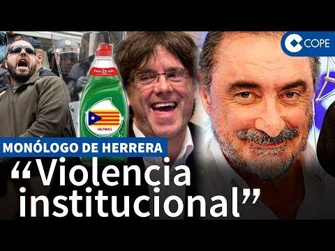 Herrera desmonta el relato independentista