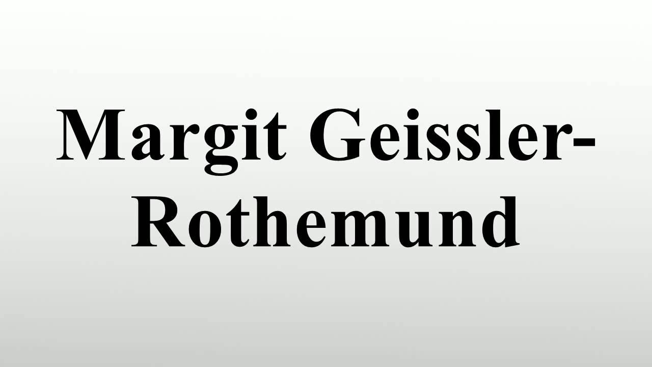 margit geissler-rothemund