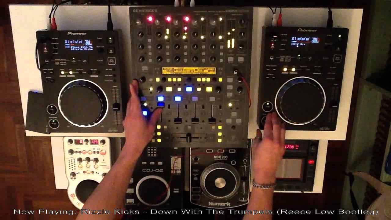 DJ CD Pioneer CDJ-350 Black