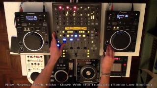 Download Electro House Live Mix - January 2013 Ep. 1 by Dj Scream - Pioneer CDJ 350