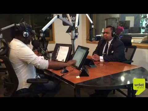 Senator Coleman Young II on Detroit Today with Stephen Henderson