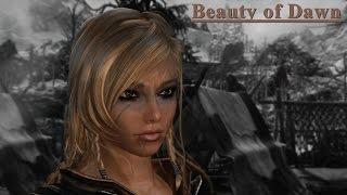 Skyrim Beauty Of Dawn Malukah
