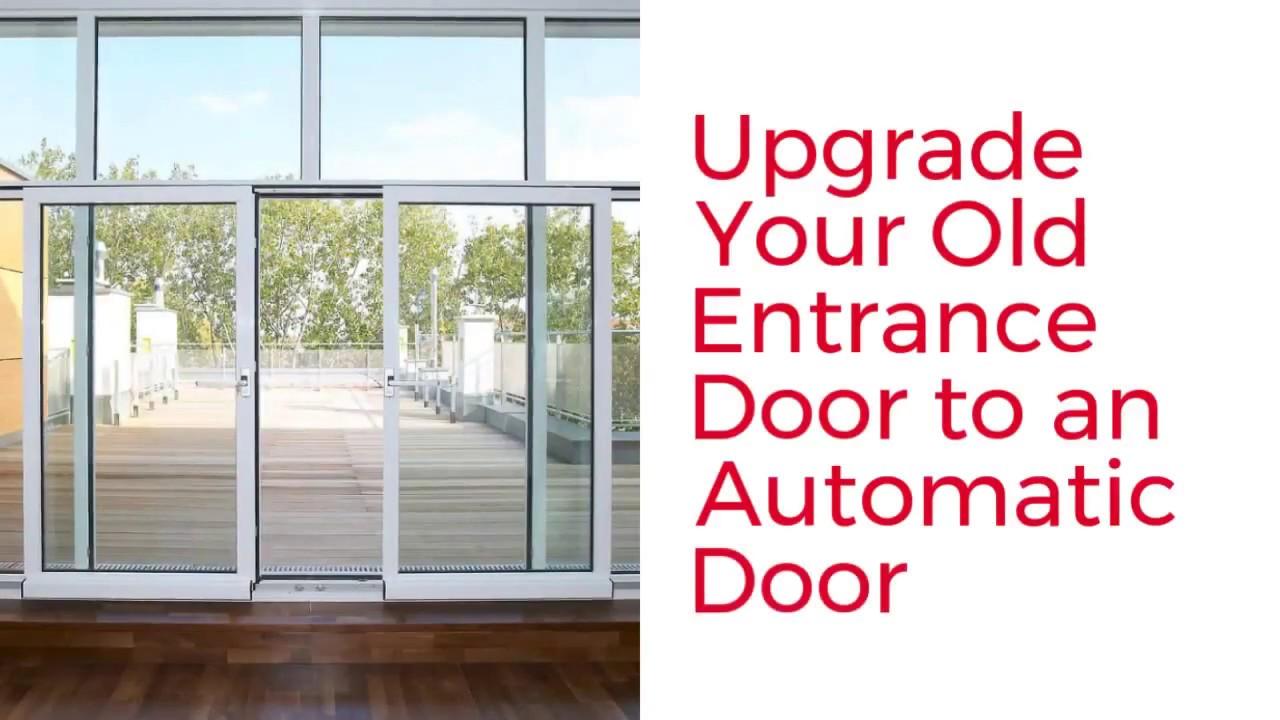 Automatic Door Installation Repair Services In Toronto Call 888