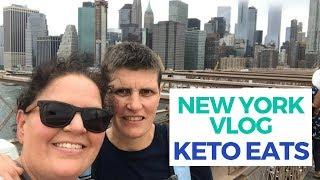 NYC Vlog - Keto New York Eats