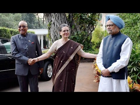 Sonia Gandhi's 10 Janpath is bigger than PM Narendra Modi's 7RCR