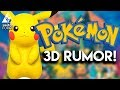 Pokemon Switch Rumor - Is it Running on Unreal Engine 4?!