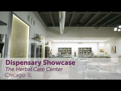 Dispensary Showcase: The Herbal Care Center in Chicago, Illinois