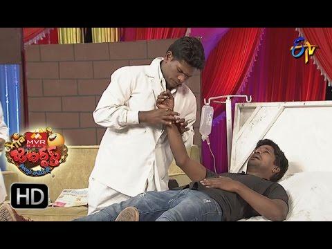 Chammak Chandra Performance | Extra Jabardsth | 31st March 2017| ETV  Telugu